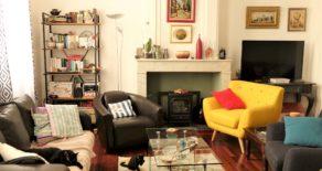Ljus, renoverad lägenhet i Béziers