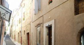 Hus med terrass och studio, i Pézenas