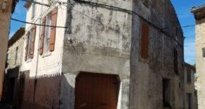 Byhus med garage, att renovera