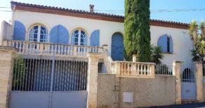 Gedigen villa med garage, i Béziers