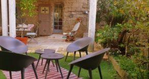 Renoverat hus med ateljé, gård och extra lgh