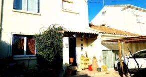 Villa med uteplatser, i Béziers