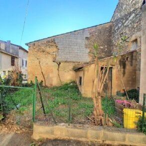 Mindre byhus med trädgård, att renovera